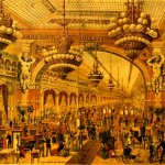 Istoria mall-urilor a pornit de la Paris cu magazinul Dufayel
