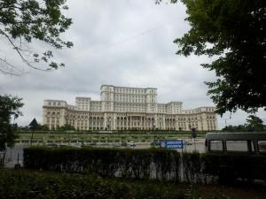 Palatul Parlamentului, Bucureşti